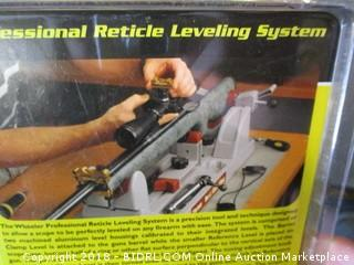 Reticle Leveling System
