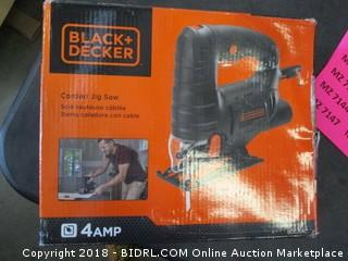 Black + Decker Jig Saw