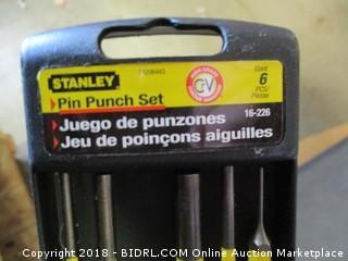 Pin Punch Kit