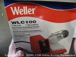 Weller Electronic Soldering Station