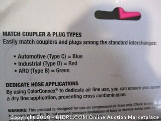 Match Coupler & Plug Types
