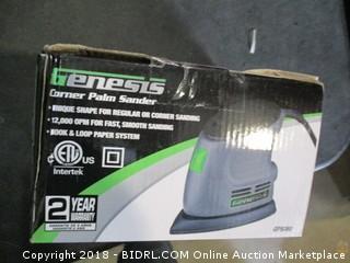 Genesis Corner Palm Sander