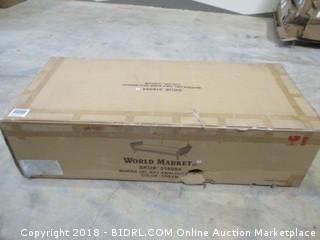 World Market Marina Del Ray AWW OCC Bench