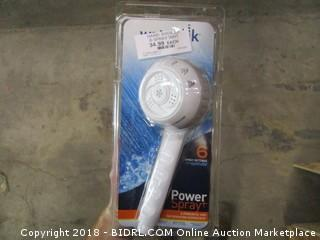 Waterpik Power Spray+