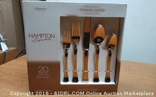 Hampton Stainless Steel Refined Copper