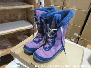 Columbia Boots - Sz 1 (kids)