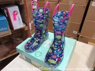 Rain Boots - Sz 10 (Kids)