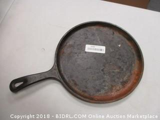 Lodge Cast Iron Skillet- VERY USED