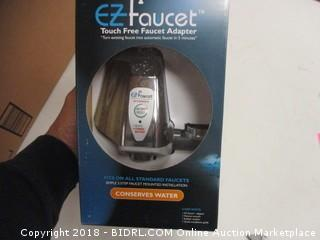 Touch Free Faucet Adapter
