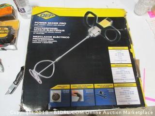 DEP Power Mixer Pro