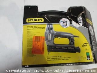 Stanley Electric Brad Nailer