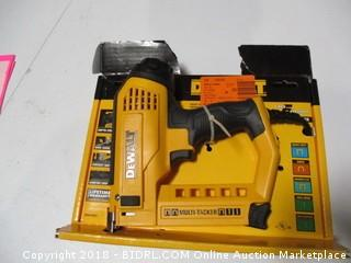 DeWalt Heavy Duty Electric Stapler/Nailter tacker