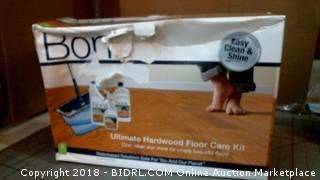 Bona Ultimate Hardwood Floor Care Kit