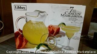 Cancun Margarita Glasses