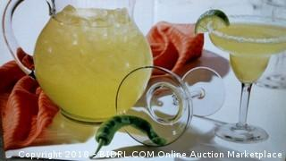 Cancun Margarita Glasses