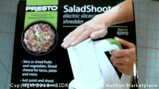 Presto Salad Shooter