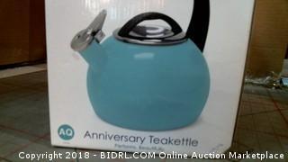 Anniversary Teakettle