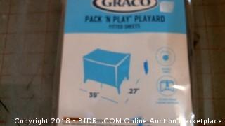 Graco Fitted Sheet