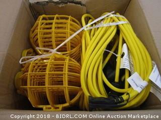 Sunlite 10 Cage String Light