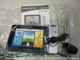 Accurite Weather Station