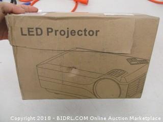 LED Blusmart Projector