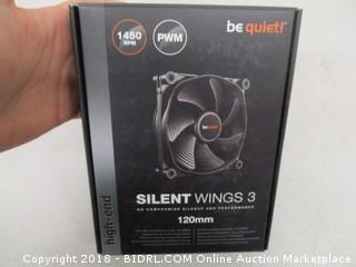 Silent Wings 3 Fan 120mm