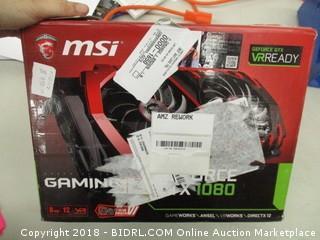 Geforce GTX 1080 Gaming Item