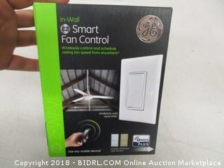 In Wall Smart Fan Control