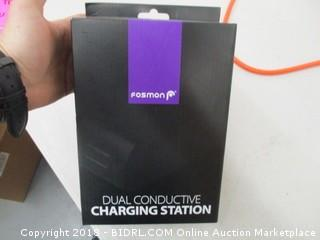 Fosmon Dual Conductive Charging Station