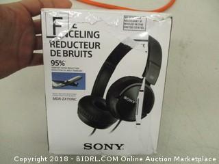 Sony Headphones- Please Preview