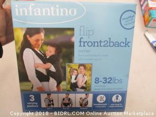 Flip Front2back Baby Carrier