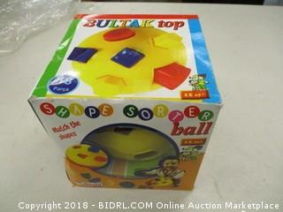 Shape Sorter Ball