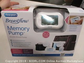Breast Flow Memory Pump