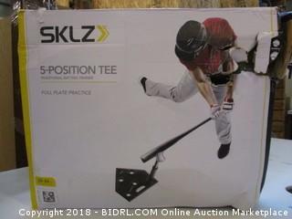 SKLX 5 Position Tee