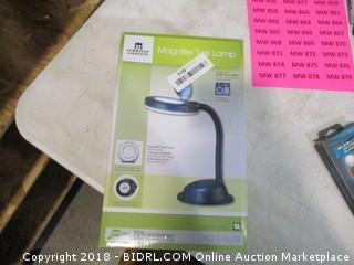 Magnifier Task Lamp