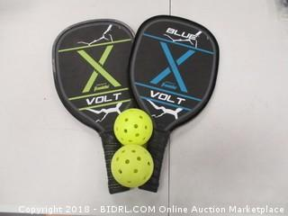 Volt Paddle Game