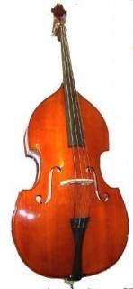 Merano MB100 4/4 Size Student String Bass (Retail $806.00)