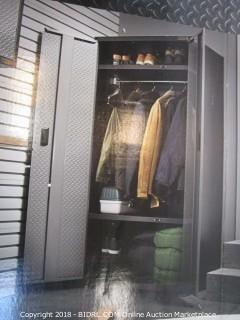 Ready-to-Assemble All-Season GearCloset (Retail $534.00)