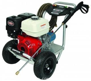 SIMPSON Cleaning ALH3835 3800 PSI at 3.5 GPM Gas Pressure Washer Powered by HONDA with CAT Triplex Pump (Retail $1,119.00)