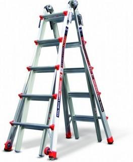 Little Giant 12022 RevolutionXE Multi-Use Ladder, 22-Foot (Retail $295.00)