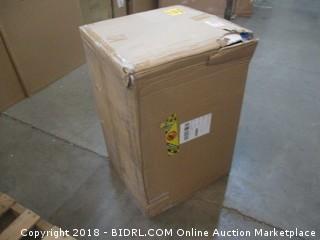 King Kooker KKDFF30T 30-Inch Dual-Burner Outdoor Propane Frying Cart (Retail $160.00)