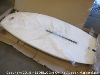 BIC Sport Tough - Tec Beach Windsurfer Paddle Board - Possible Missing Parts