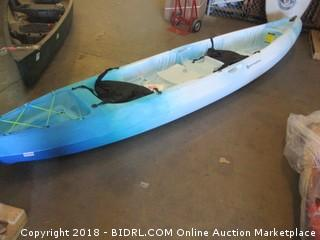 Perception Kayak Rambler Sea Spray Kayak
