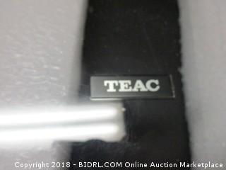Teac Turntable Audio System