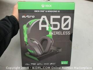 Astro A50 Wireless Headset for XBox One and Windows 10