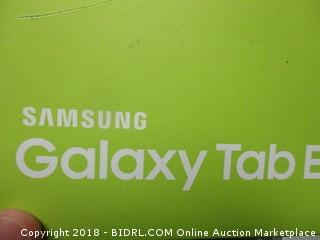 Galaxy Tab E - Screen Shattered