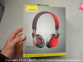 Jabra Move Headphones