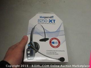 B 250 XT Blue Parrott Wireless Headset