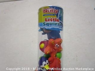 little squirts bathtime toy