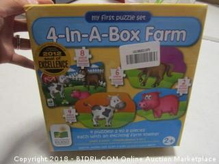 4-in-a-box farm game